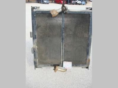 Radiador para Case CX210 vendida por OLM 90 Srl