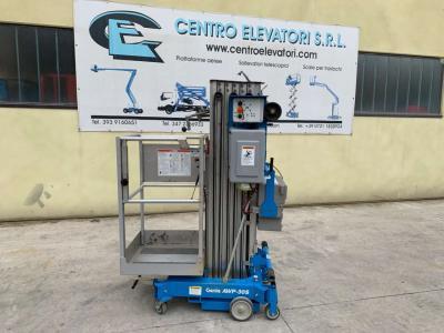 Genie AWP 30DC vendida por Centro Elevatori Srl