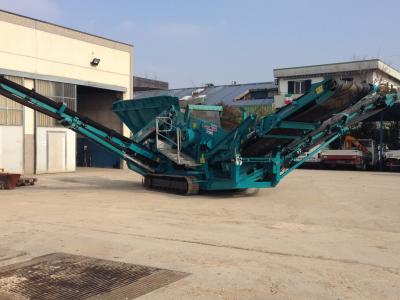 Powerscreen Warrior 800 vendida por Carmi Spa