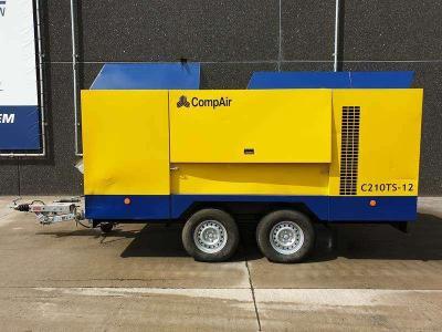 Compair C 210 TS - 12 - N vendida por Machinery Resale