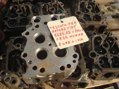 Culata para Fiat 8285.22 vendida por OLM 90 Srl