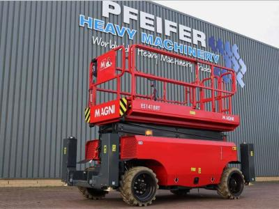 Magni ES1418RT New And Available Directly From Stock vendida por Pfeifer Heavy Machinery