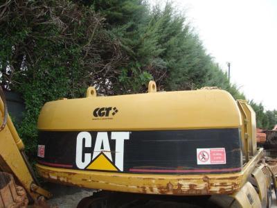 Lastre para Caterpillar 325C vendida por OLM 90 Srl