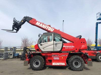 Manitou MRT 2150P+ vendida por General Car Srl