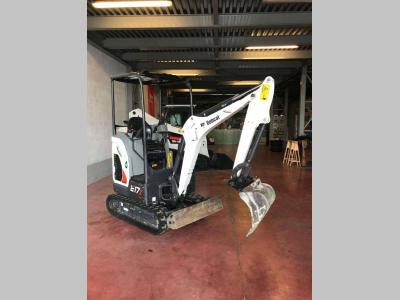 Bobcat E 17 Z vendida por Gruppo Viganò Snc