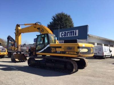 JCB JS 330 NL vendida por Carmi Spa Oleomeccanica