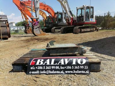 Volvo Attachment plates model Volvo S1 vendida por Balavto