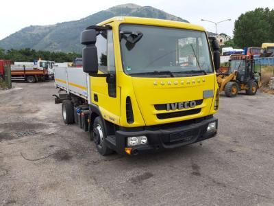 Iveco Eurocargo ML75E16  (PM 804) vendida por Procida Macchine S.r.l.