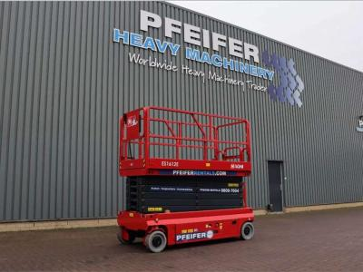 Magni ES1612E Available Directly From Stock vendida por Pfeifer Heavy Machinery