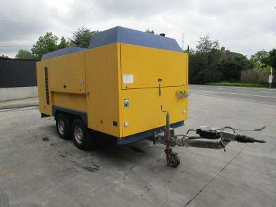 Compair C 210 TS - 9 - N vendida por Machinery Resale
