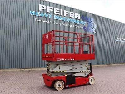 Mec 3247ES Electric vendida por Pfeifer Heavy Machinery