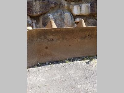 Liebherr Hoja para bulldozer vendida por PRV Ricambi Srl
