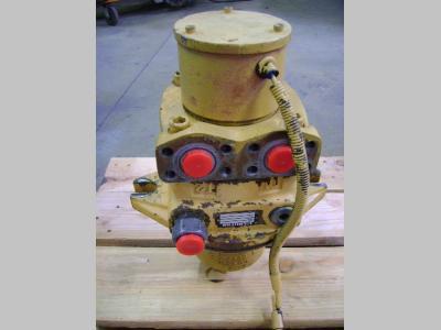 Liebherr Motor de giro vendida por PRV Ricambi Srl