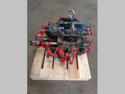 Distribuidor hidraulico para New Holland Kobelco E 80 vendida por PRV Ricambi Srl