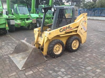 Gehl 3635 SX vendida por Galli Battista Srl