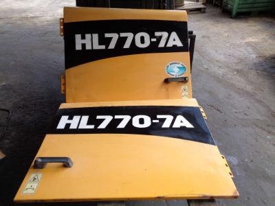 Capó para Hyundai 770-7A vendida por PRV Ricambi Srl