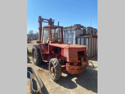 Manitou M50 vendida por Milani Macchine srl