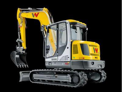 Wacker Neuson ET90 vendida por Zanetta Marino Srl