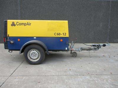 Compair C 60 - 12 - N vendida por Machinery Resale