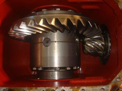 Mecanismo diferencial para Fiat Hitachi W 130 vendida por OLM 90 Srl