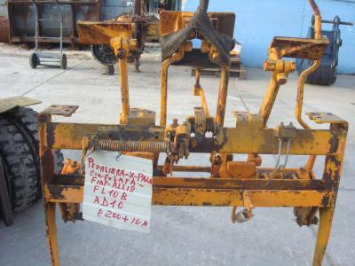 Pedal de control para Fiat Allis FL10B, AD10B vendida por OLM 90 Srl