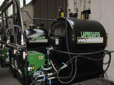 Lapregafer Cisterna (implemento) vendida por BITONTE Srls