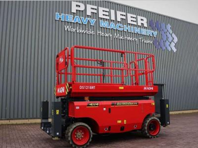 Magni DS1218RT New And Available Directly From Stock vendida por Pfeifer Heavy Machinery