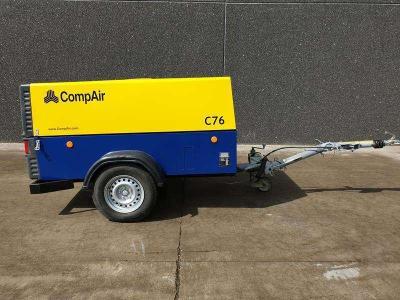 Compair C 76 - N vendida por Machinery Resale