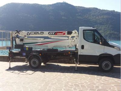 Cela DT25 vendida por Bini Roberto D.I.