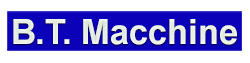Vendedor: B.T. Macchine Srl