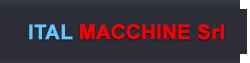 Vendedor: Italmacchine 2 Srl