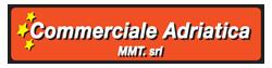Vendedor: Commerciale Adriatica MMT. Srl