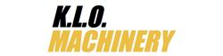 Vendedor: KLO MACHINERY