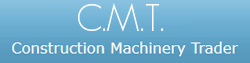 Vendedor: CMT Construction Machinery