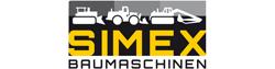 Vendedor: Simex Baumaschinenhandel GmbH