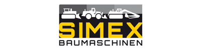Logo  Simex Baumaschinenhandel GmbH