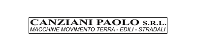 Logo  Canziani Paolo