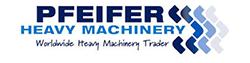 Vendedor: Pfeifer Heavy Machinery
